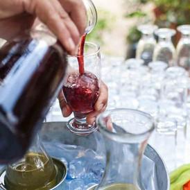 κρασί στο bar