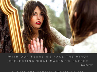 Que voyez-vous dans le miroir ?