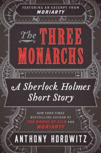 Sherlock Holmes Anthony Horowitz pastich