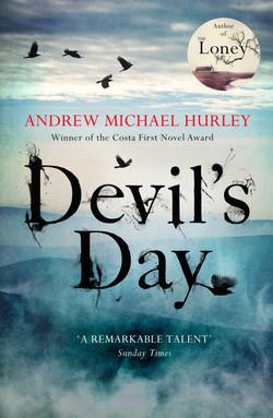 Devil's Day paperback cover