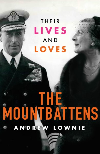 The Mountbattens cover