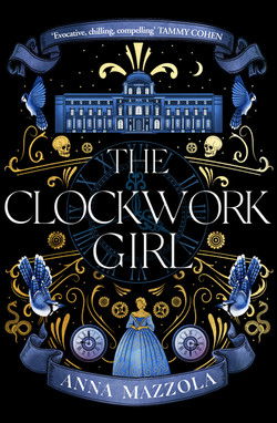 The Clockwork Girl copy