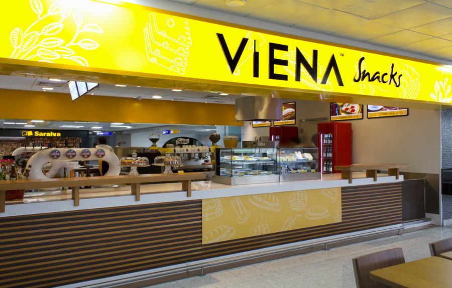 Viena Snacks - Terminal 2