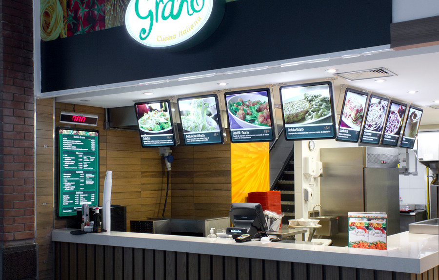 Grano - Shoppings