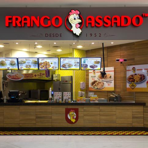 Frango Assado Express - Shopping
