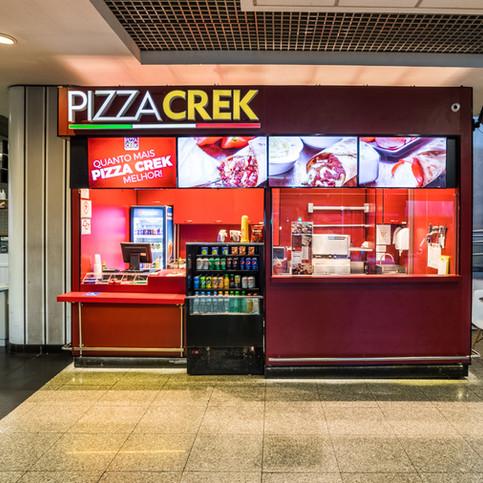 Pizza Crek - Aeroporto de Congonhas