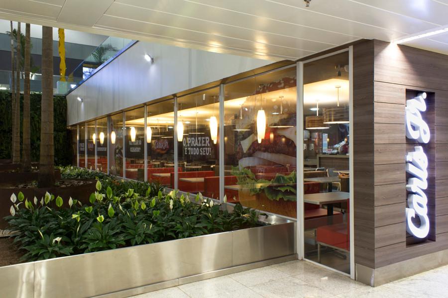 Carl's Jr - Aeroporto de Guarulhos - Terminal 3