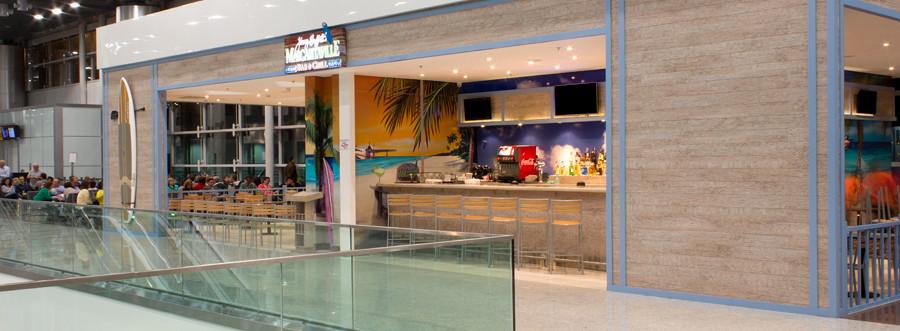 Margaritaville - Aeroporto de Guarulhos - Terminal 3