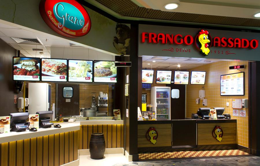 Frango Assado Express - Shoppings