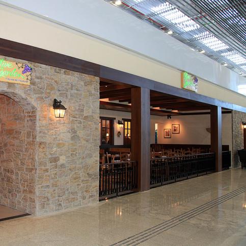 Olive Garden - Aeroporto de Guarulhos - Terminal 3