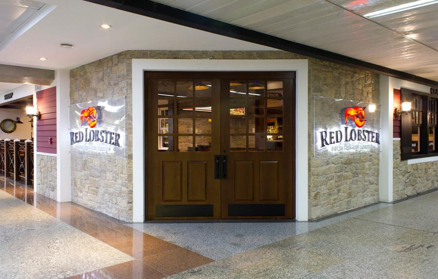 Red Lobster - Aeroporto de Guarulhos