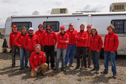 T. Rex Expedition team