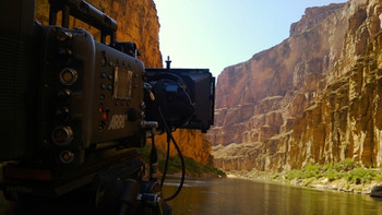 Behind the scenes: Rafting and Filming on the Colorado River
