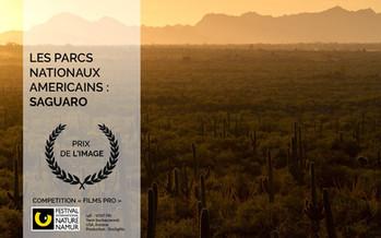 Best Cinematography Award for SAGUARO