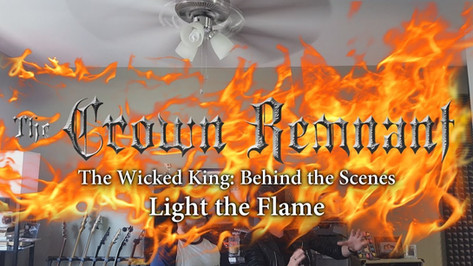 Behind the Scenes: Light the Flame