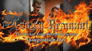 Behind the Scenes: Inauguration Day