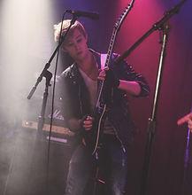 guitarist, musician, modeling