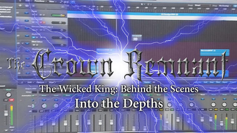 """""""Into the Depths"""" - The Wicked King: Behind the Scenes"""