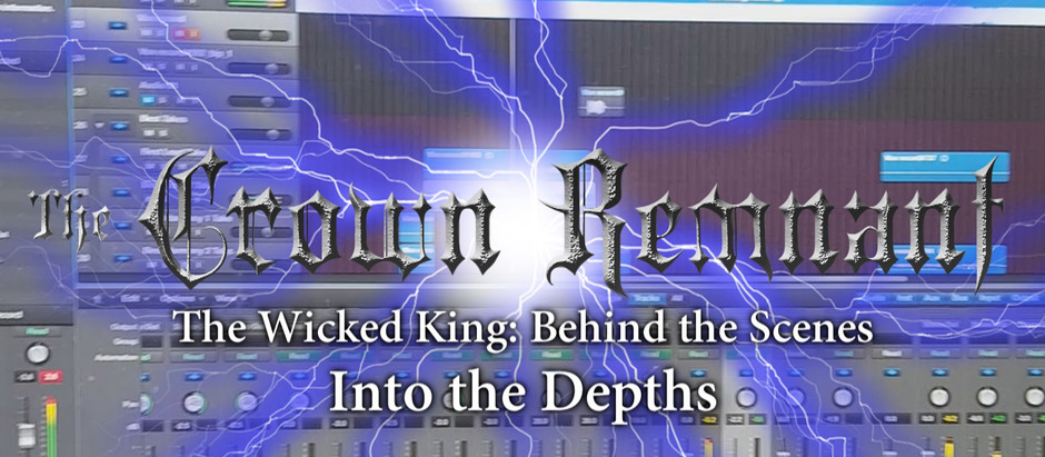 """Into the Depths"" The Wicked King: Behind the Scenes"