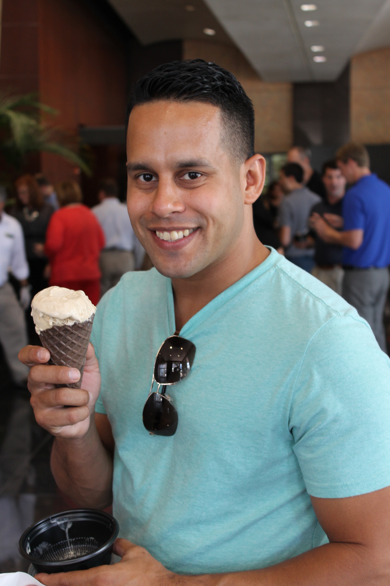 Corporate Ice Cream Social