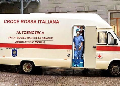 Autoemoteca Croce Rossa