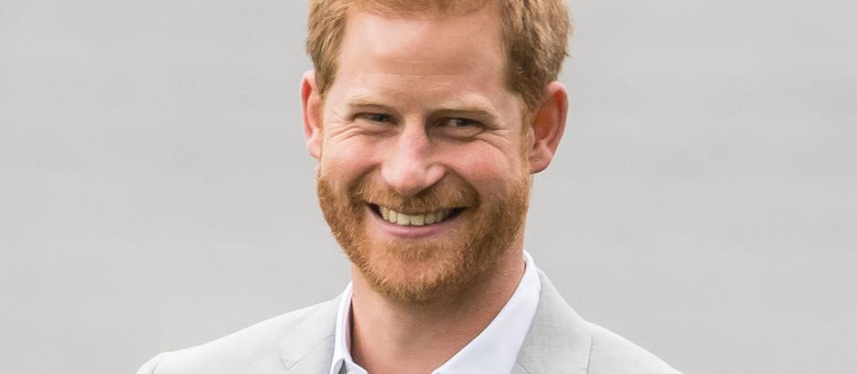 Il Principe Harry ed il suo nuovo percorso nel Coaching