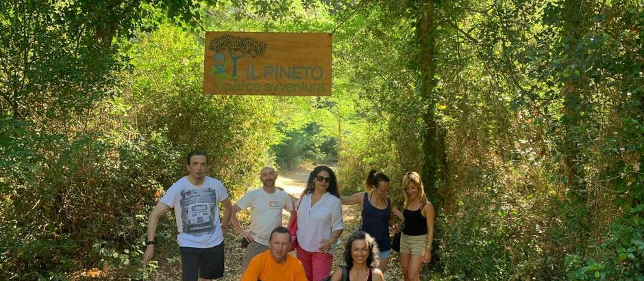 Giornata in presenza per AICP Toscana