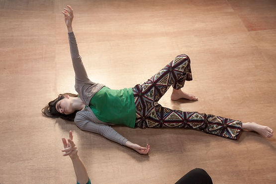 Feldenkrais 1x4 - Bewusstheit durch Bewegung