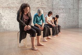Feldenkrais - Laufende Gruppe Senioren