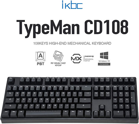 iKBC CD108 V.2 Mechanical Keyboard