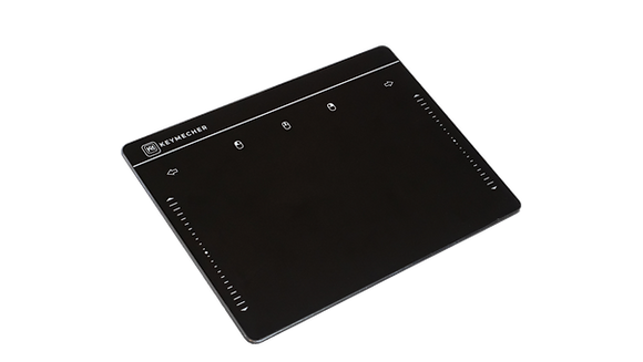 Keymecher MANO-620U Max Oversized Wired Multi-Gesture Trackpad