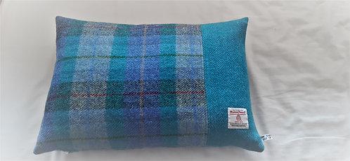 Sea Inspired Harris Tweed Cushion