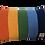 Thumbnail: Harris Tweed Cushion Rainbow