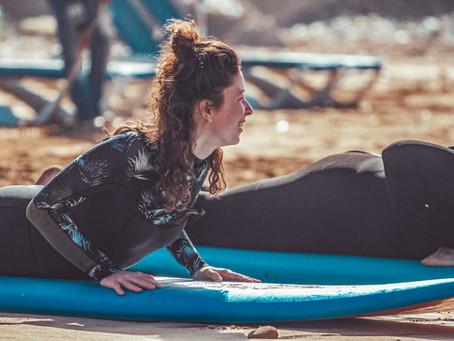 Der Pop Up - Anfänger Surf Tips
