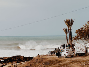 WSL kommt nach Anchor Point Marokko in 2020 - WSL is coming to Morocco in 2020