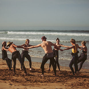 Wave Gypsy Surf Yoga Morocco Holiday Bea