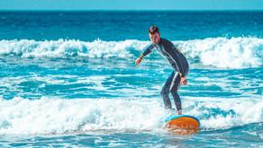 Standing Up - Tips für Surf Anfänger