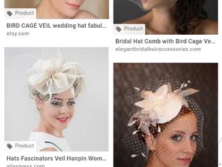 Bird Cage Hat