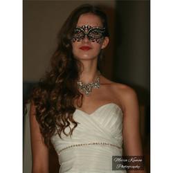 Instagram - #Model #mkpde #fashion #bride #bridalshow #ElyseReuben #MariaKamonPh