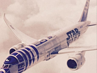 Star Wars-Themed Airplanes Coming Soon to an Airport Near You