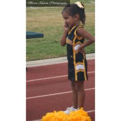 Instagram - #Cheerleader #waiting #next #cheer #mariakamonphotography #mkpde