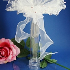 Acrylic Bouquet Holder
