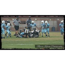 Instagram - #Football #tackle #pileup #win #ball #hit #run #action #defense #sto