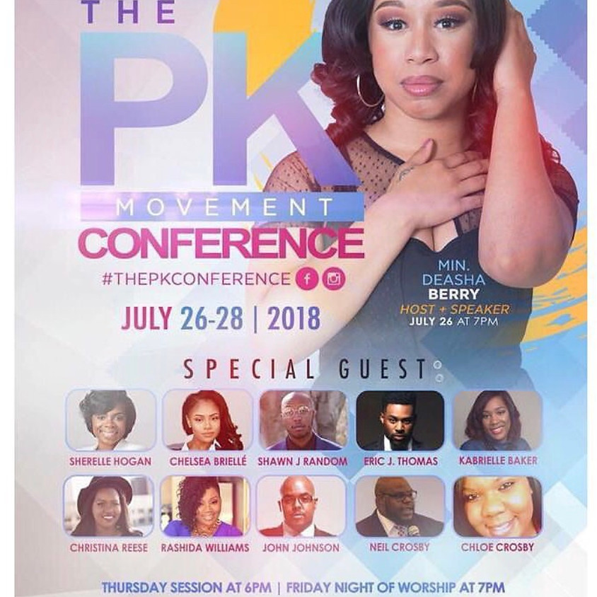 The PK Conference