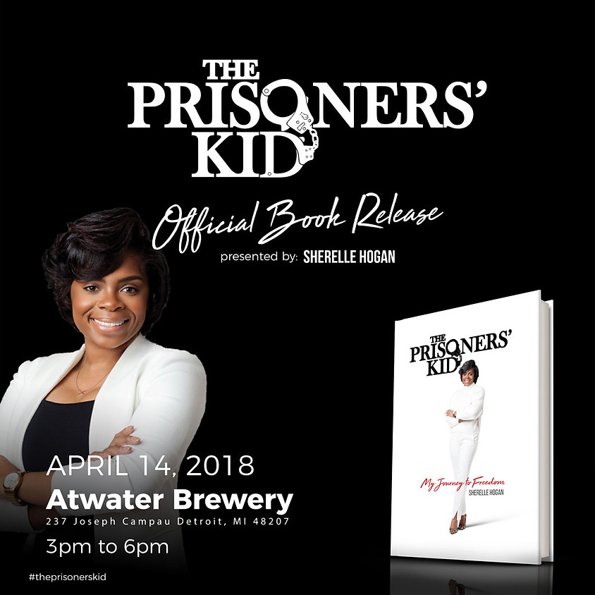 OFFICIAL BOOK RELEASE: THE PRISONERS' KID