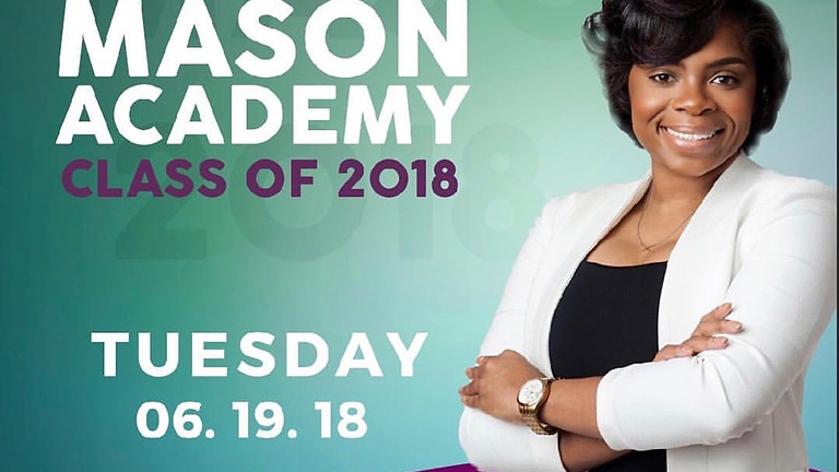 Mason Academy Gradation Ceremony