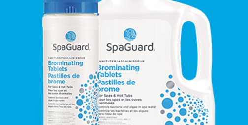 SpaGuard Brominating Tablets