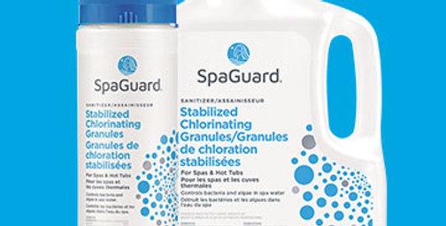 SpaGuard Chlorinating Granules