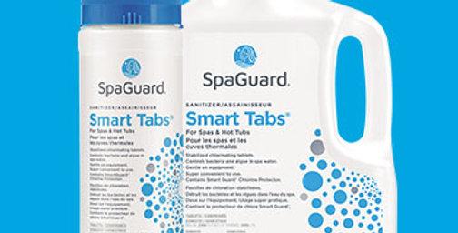 SpaGuard Smart Tabs