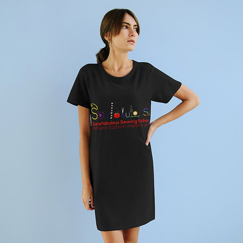 SewFabulous Organic T-Shirt Dress